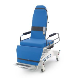 TMM3 Video Fluoroscopy Swallow-Study Stretcher-Chair