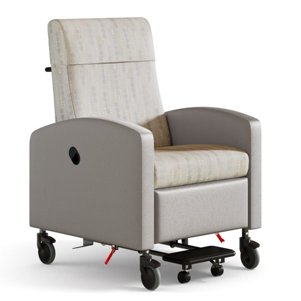 Inverness 24-Hour Treatment Recliner